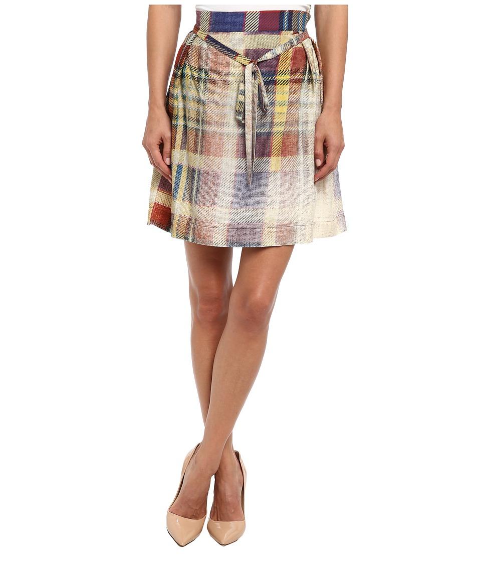 Vivienne Westwood Anglomania - Hope Kilt (Multi Plaid) Women's Skirt