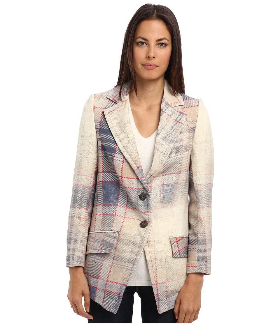 Vivienne Westwood Anglomania - Rime Jacket (Gym Grey Multi) Women