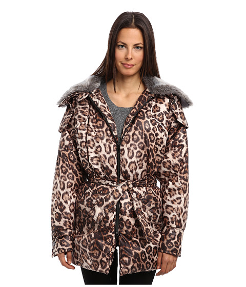 Vivienne Westwood Anglomania - Adaption Puffer (Leopard) Women