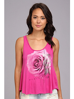 SALE! $15.99 - Save $14 on Fox Emotion Tank Top (Guava) Apparel - 45.80% OFF $29.50
