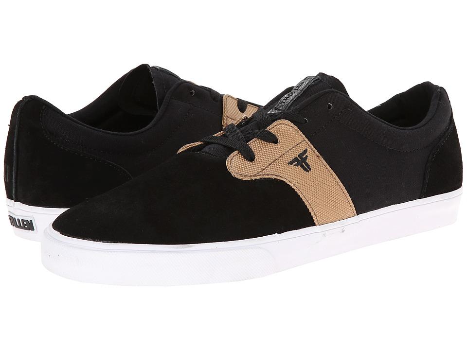 Fallen - Chief XI (Black/Gold) Men's Skate Shoes
