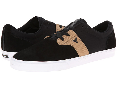 Fallen - Chief XI (Black/Gold) Men's Skate Shoes