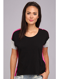 SALE! $17.99 - Save $17 on Fox Feather S S Top (Guava) Apparel - 47.86% OFF $34.50