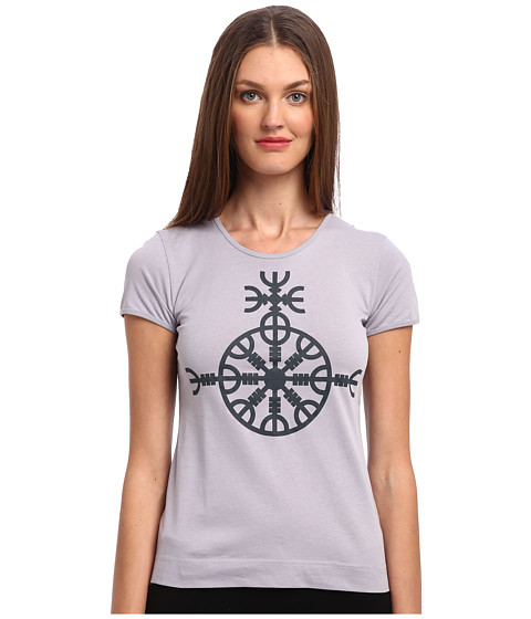 Vivienne Westwood Anglomania - Stave Orb T-Shirt (Ice) Women