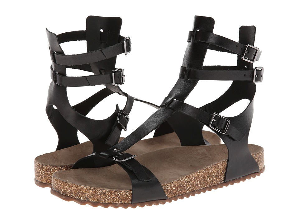 Schutz - Magnolia (Black) Women's Sandals