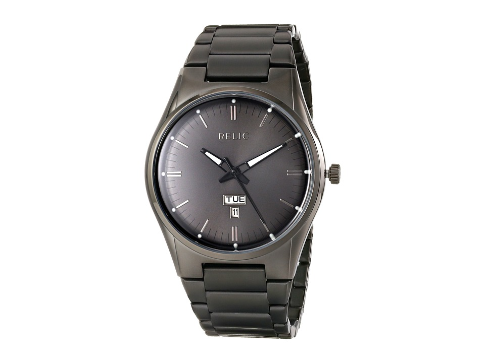 Relic - Sheldon (Gunmetal) Watches