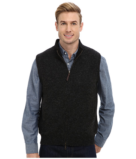 Pendleton - Reversible Territory Vest (Black) Men's Vest