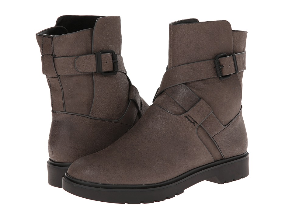 Calvin Klein Jeans Byra Dark Grey Womens Pull-on Boots