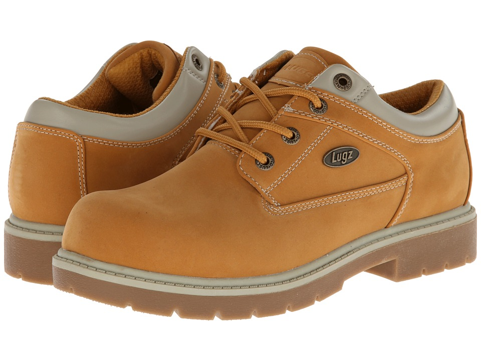 Lugz - Savoy SR (Golden Wheat/Cream/Gum) Men's Shoes