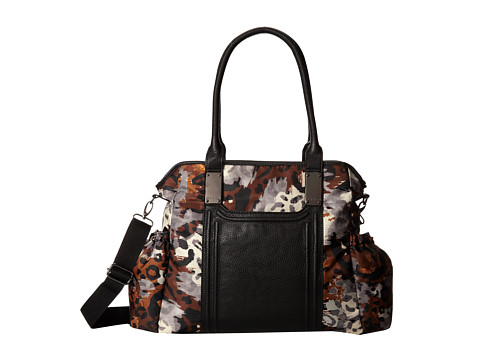 Kenneth Cole Reaction - SQ One Tote Diaper (Leopard) Diaper Bags
