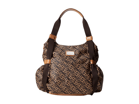 Kenneth Cole Reaction - Kcr 4Poster Diaper Bag (Vachetta/Chocolate) Diaper Bags