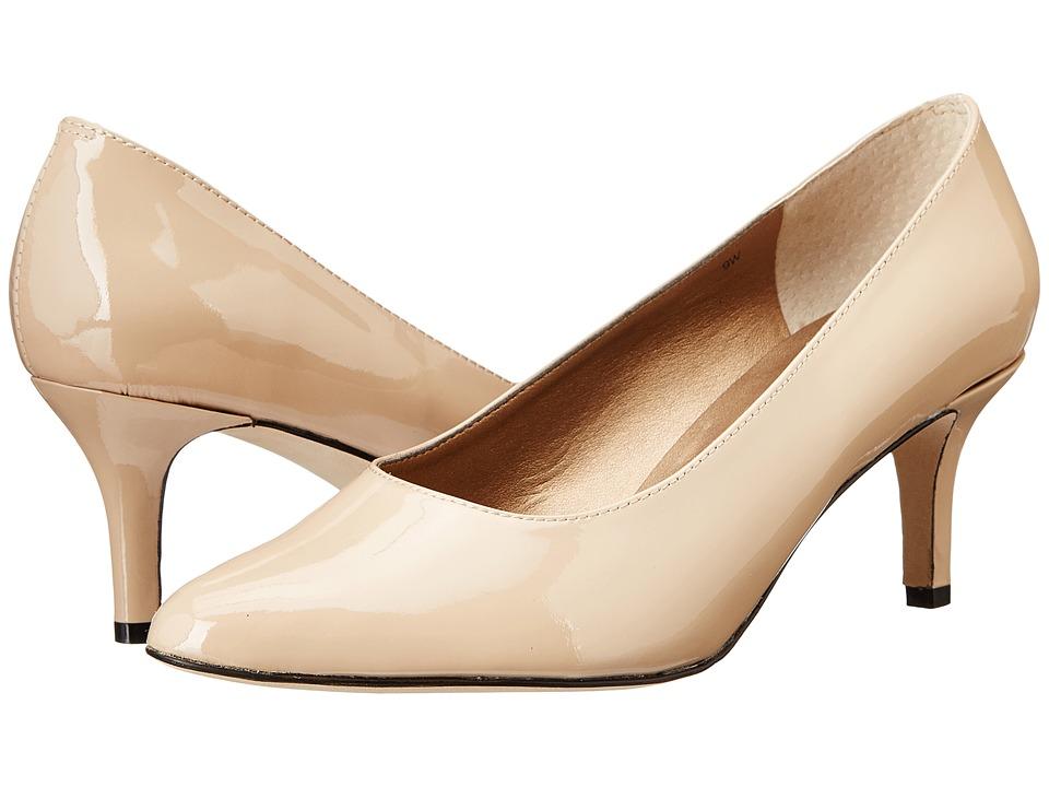 Vaneli - Laureen (Ecru Patent) High Heels