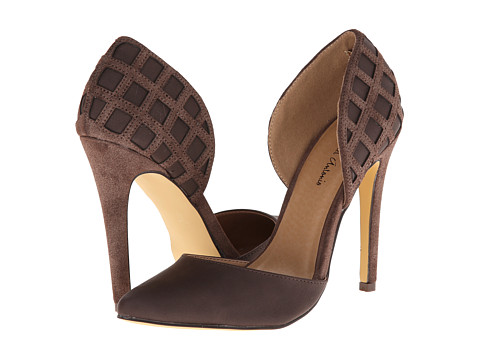 Michael Antonio - Jalena (Brown Heavy PU/Brush PU) High Heels