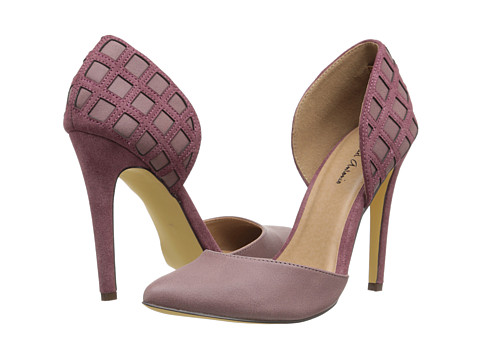 Michael Antonio - Jalena (Purple Heavy PU/Brush PU) High Heels