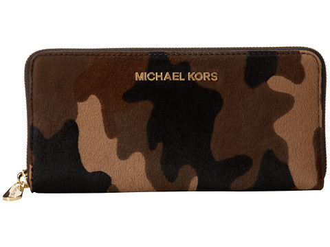 MICHAEL Michael Kors Jet Set Travel ZA Continental (Duffle) Wallet Handbags