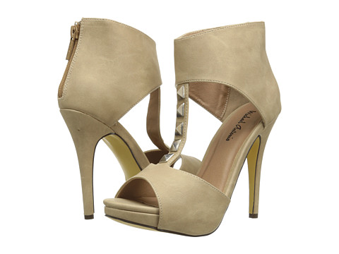 Michael Antonio - Kaye (Natural Heavy PU/Brush PU) High Heels