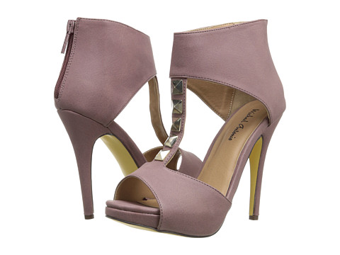 Michael Antonio - Kaye (Purple Heavy PU/Brush PU) High Heels