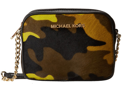 a8cff785406a6b UPC 888235527871 product image for MICHAEL Michael Kors Jet Set Travel  Crossbody (Acid Lemon) ...