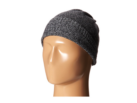 Autumn Cashmere - Asymmetric Bag Hat (Salt N Pepper) Caps