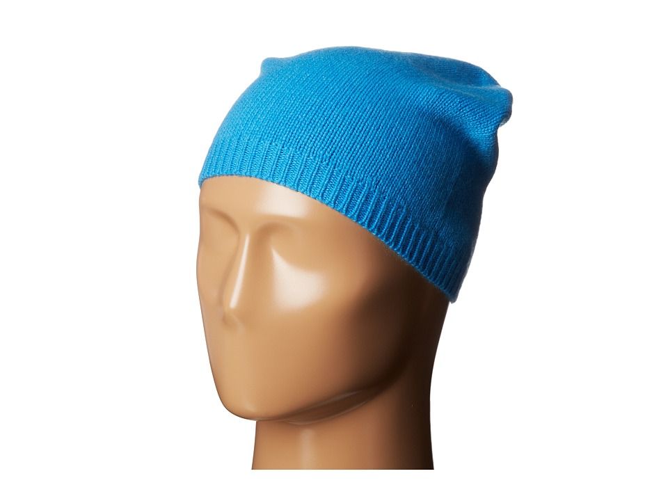 Autumn Cashmere - Asymmetric Bag Hat (Mykonos) Caps