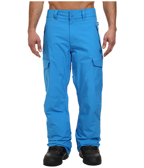 Quiksilver - Porter Insulated Pant (Brillant Blue) Men's Outerwear