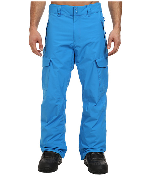 Quiksilver - Porter Shell Pant (Brillant Blue) Men