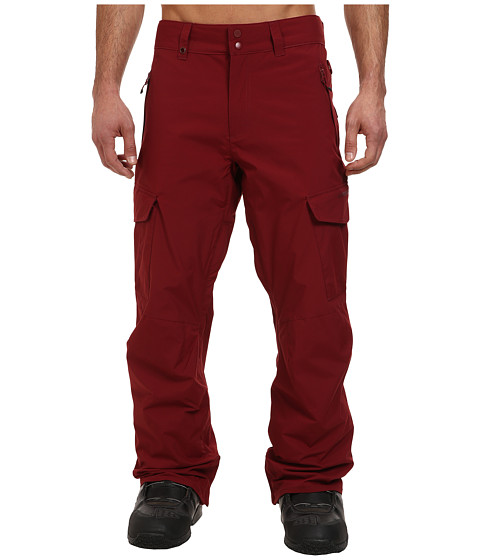 Quiksilver - Porter Shell Pant (Syrah) Men's Casual Pants
