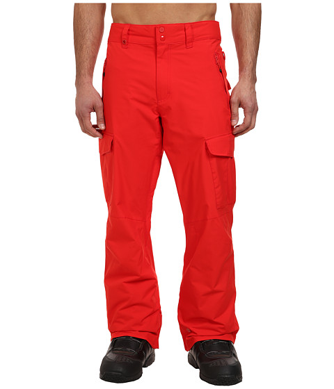 Quiksilver - Porter Shell Pant (Fiery Red) Men's Casual Pants