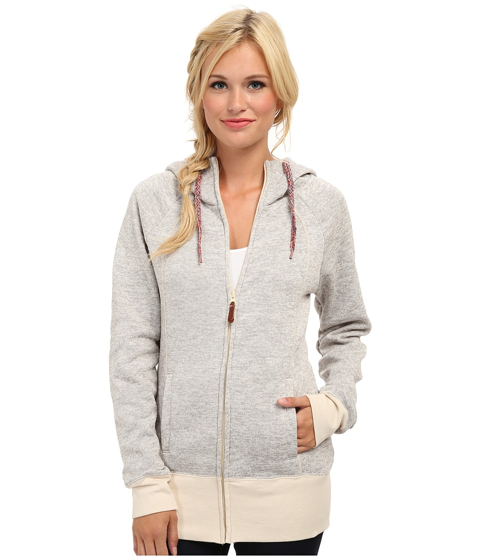 Roxy - Hideaway Fleece (Angora) Women's Sweatshirt