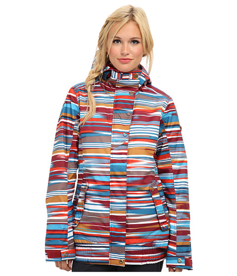 Roxy - Juno Jacket (Northern Lights) Women's Coat