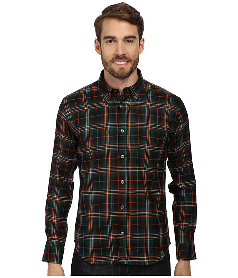 Pendleton - Thomas Kay Jasper Shirt (Scott Hunting Tartan) Men's Long Sleeve Button Up