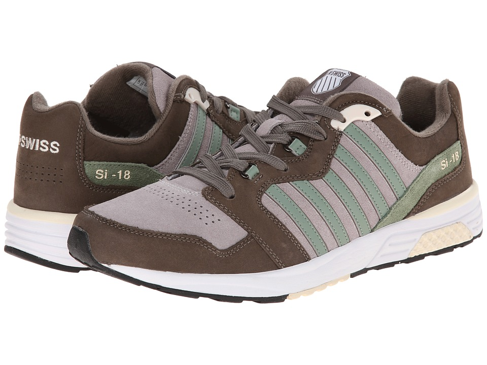 K-Swiss - SI-18 Rannell 2 SL (Falcon/Opal Gray/Sea Spray) Men