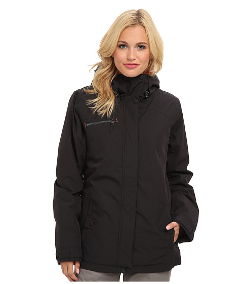 Roxy - Band Camp Jacket (Anthracite) Women