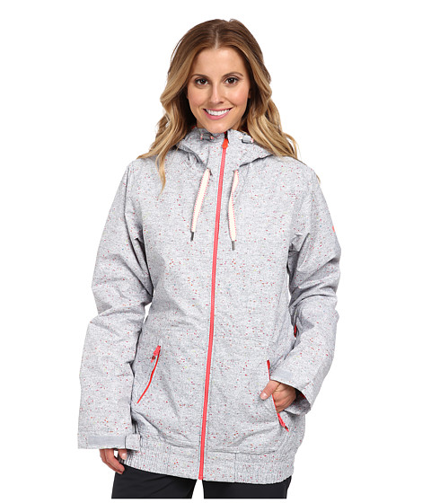 Roxy - Valley Hoodie (Castlerock Plaid) Women