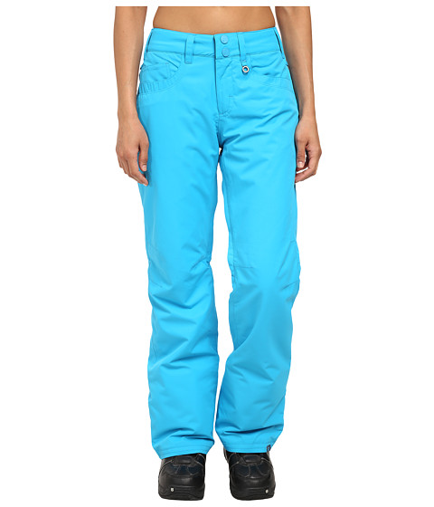 Roxy - Backyard Pant (Hawaiian Ocean) Women's Outerwear