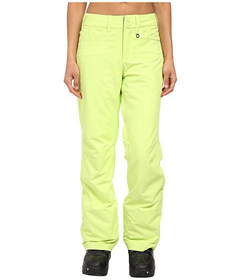 Roxy - Backyard Pant (Sharp Green) Women's Outerwear