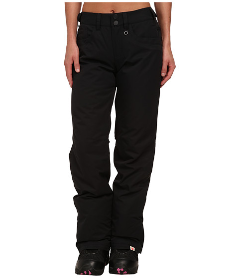 Roxy - Backyard Pant (Anthracite) Women's Outerwear