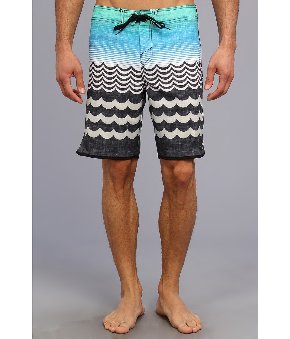 O'Neill - A Frame Boardshort (Black) Men's Swimwear