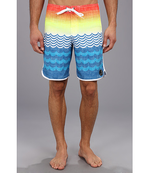 O'Neill - A Frame Boardshort (Blue) Men's Swimwear