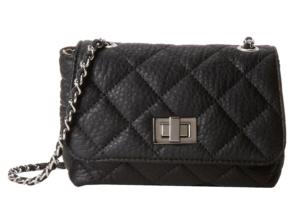 Steve Madden - Bcharlee Mini Crossbody (Black) Cross Body Handbags
