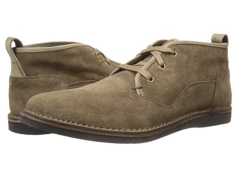 John Varvatos - Star B Chukka (Clay) Men's Shoes