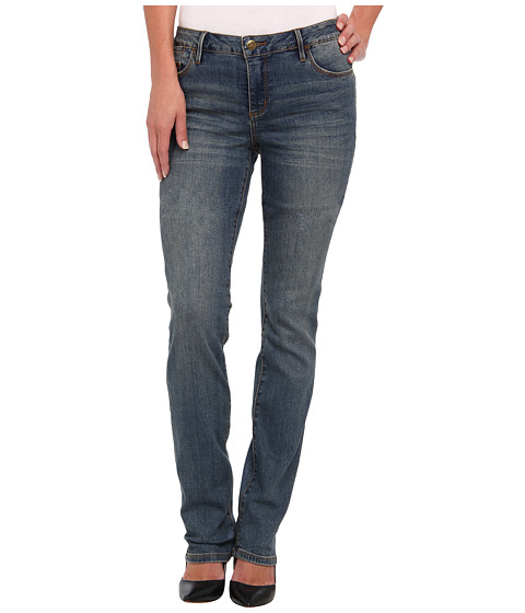 Christopher Blue - Natalie Slim Bootcut in Antique Wash (Antique Wash) Women