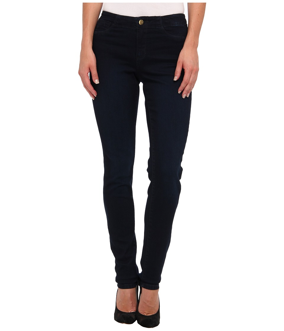 Christopher Blue - Angel Slim w/ E-Waist in Azul Wash (Azul Wash) Women's Jeans
