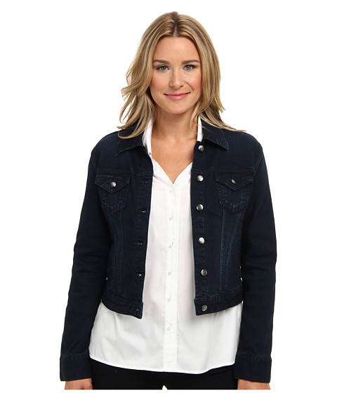 Christopher Blue - Anyushka Jacket in Azul Wash (Azul Wash) Women