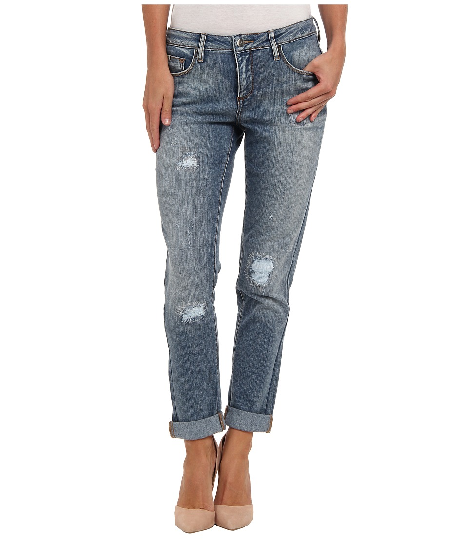 Christopher Blue - Diane Roll Boyfriend in Smithfield (Smithfield) Women's Jeans