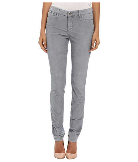 Christopher Blue - Sophia Skinny Luxe Cord (Smoke) Women