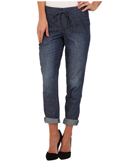 Christopher Blue - Goldie Pull-On Pant Chambray (Sheridan Wash) Women