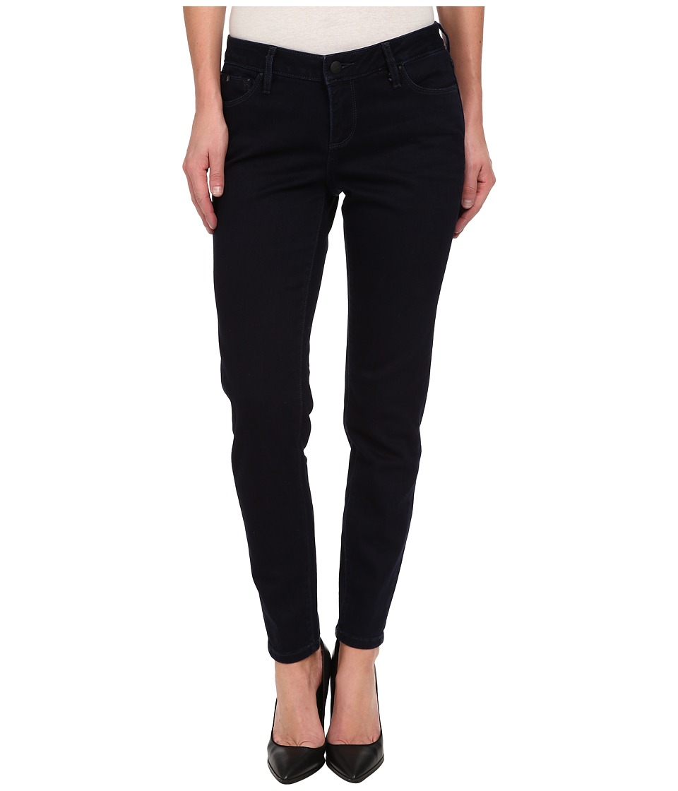 Christopher Blue - Annie Slim Ankle Black Weft in Abbot Wash (Abbot Wash) Women's Jeans