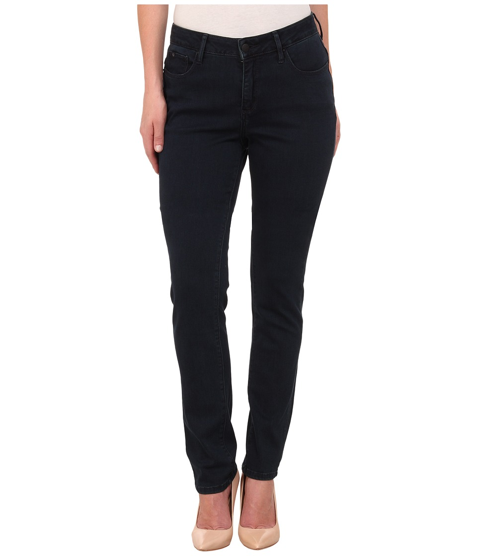 Christopher Blue - Maggie Skinny Black Weft Denim Jean (Pigment Evergreen) Women's Jeans