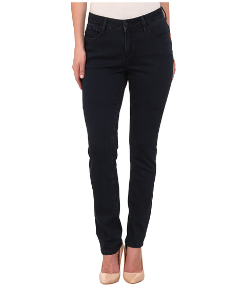 Christopher Blue - Maggie Skinny Black Weft Denim Jean (Pigment Evergreen) Women